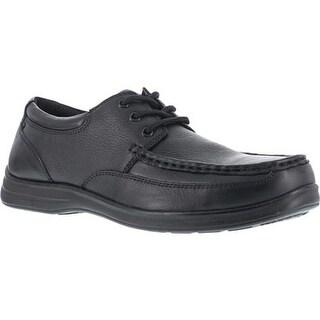 Florsheim Work Men's FS201 Wily Steel Toe ESD Oxford Black