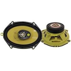 5'' x 7''/6'' x 8'' 240 Watt Three-Way Speakers
