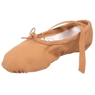 Sansha Mens Canvas Dance Ballet Shoes - 14 narrow (c)