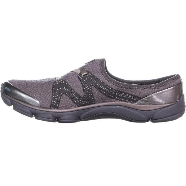 Shop Easy Spirit Riptide Slip On Sneakers Grey Multi Free
