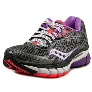 Saucony Ride 6 Women N/S Round Toe Synthetic Gray Running Shoe