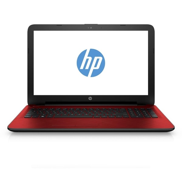 "Refurbished - HP 15-AF139CA 15.6"" Laptop AMD A6-6310 1.80GHz 4GB 750GB Windows 10"