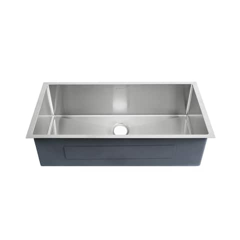 """Rivage 32 x 19 Undermount Kitchen Sink - 32"""" x 19"""""""