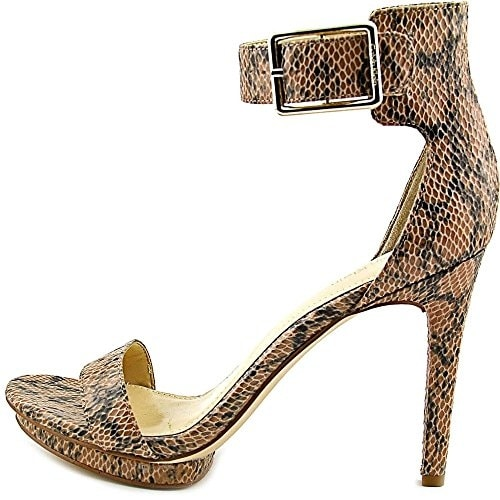 b7b74b11bff Shop Calvin Klein Women s Vivian Ankle Strap Platform Sandals - Free  Shipping Today - Overstock - 14537336