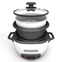 Applica - Rc516 - Bd 16C Rice Cooker Wht