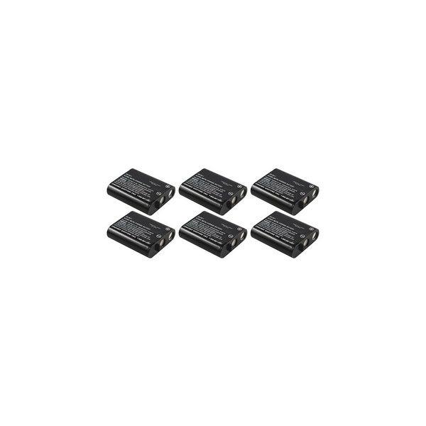 Replacement Panasonic KX-TG2382 NiCD Cordless Phone Battery (6 Pack)