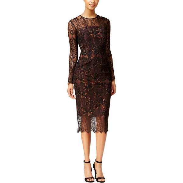 Shop Rachel Rachel Roy Womens Party Dress Lace Internal Liner - Free  Shipping On Orders Over  45 - Overstock.com - 19814163 cc533693cb5a