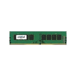 Crucial 8Gb Single Ddr4 2400 Mt/S (Pc4-19200) Dr X8 Unbuffered Dimm 288-Pin Memory - Ct8g4dfd824a