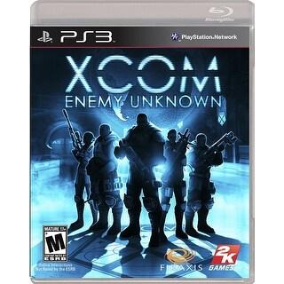 XCOM Enemy Unknown - PlayStation 3