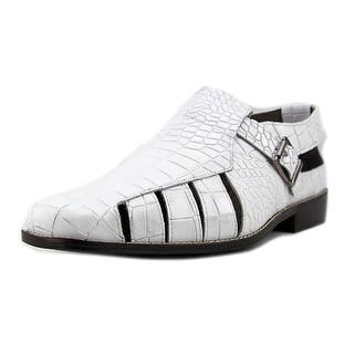 Stacy Adams Sabella Men W Open Toe Leather White Gladiator Sandal|https://ak1.ostkcdn.com/images/products/is/images/direct/e7baaa77a60e0f1c08688ba6e10925fec818b8f8/Stacy-Adams-Sabella-Men-W-Open-Toe-Leather-White-Gladiator-Sandal.jpg?impolicy=medium
