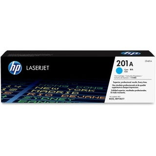 HP CF401A HP 201A Toner Cartridge - Cyan - Laser - 1400 Page - 1 / Each