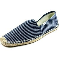 Soludos Original Espadrille Men Blue/White Loafers