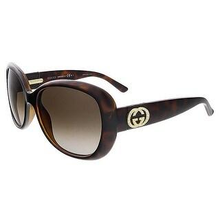 Gucci GG3644/N/S Oval Gucci Sunglasses