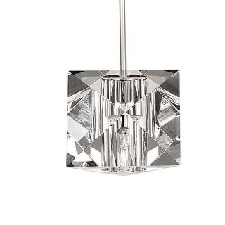 WAC Lighting QP940 Prisma 1 Light Low Voltage Quick Connect? Track Pendant - 4.5 Inches Wide (3 options available)