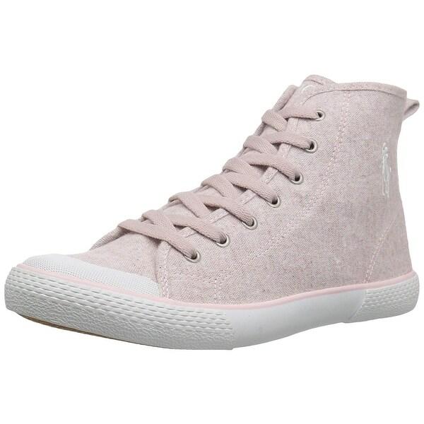49149f744 Shop Polo Ralph Lauren Kids Camden MID Sneaker