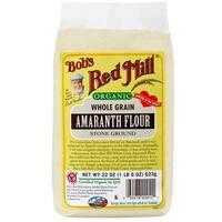 Bob's Red Mill Organic Amaranth Flour - 22 oz - Case of 4