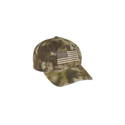 c7c04cda0d1 Shop Misc novelty clothing usa200high kryptek us flag cap highlander ...