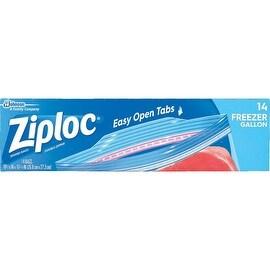 Ziploc Gal Ziploc Freezer Bag