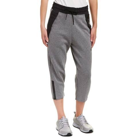 Nike Sportswear Tech Fleece Pant - CARBON HEATHER/BLACK