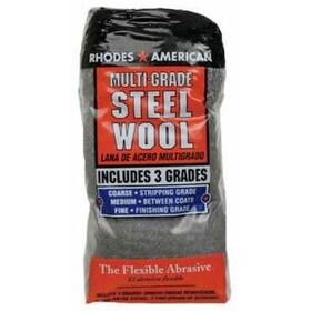 Homax 10121114 Steel Wool Pad