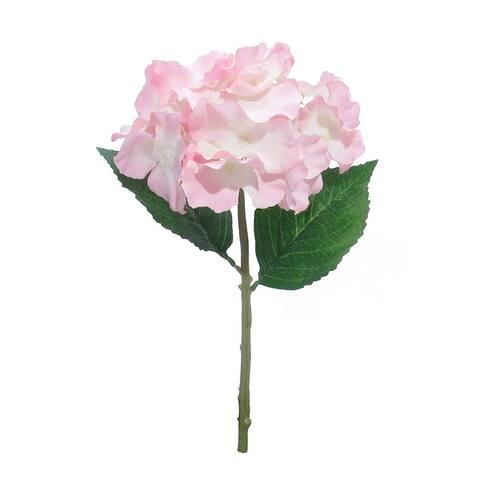 Set of 12 Hydrangea Flower Stem Spray 14in