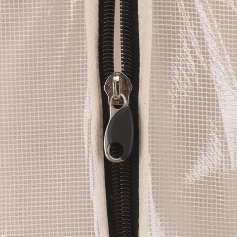 Household Essentials Cedarline Cotton Canvas Under-Bed Storage Chest