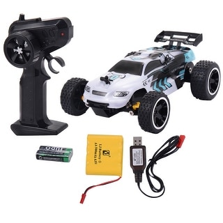 Costway 1:18 Scale 2.4G 4CH RC High-speed Racing Car Radio Remote Control Sport Car