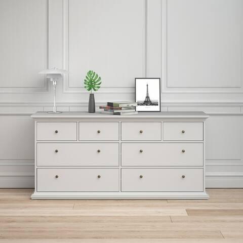 Porch & Den Virginia 8-drawer Double Dresser