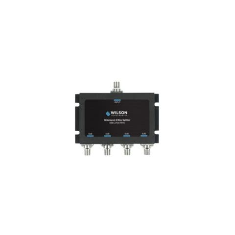 Wilson Electronics Wideband 4-Way Splitter with F-Female Connector