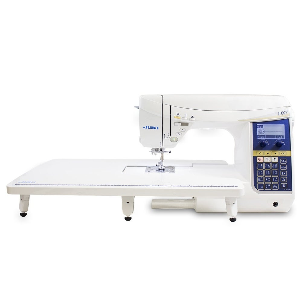 Juki HZL-DX7 Computerized Sewing & Quilting Machine (Computerized)