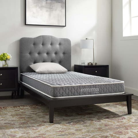 "Emma 6"" Twin Soft Mattress"