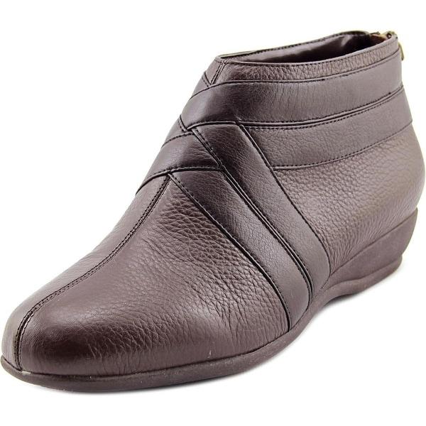 Trotters Latch Women Dk Brown Boots