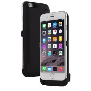 Indigi® 10000mAh PowerCase BLACK Rechargeable Battery Case iPhone 6 Plus/6S Plus