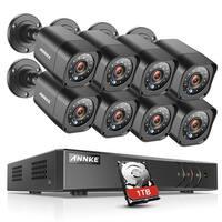 ANNKE 8CH 1080P CCTV Camera Surveillance Systems