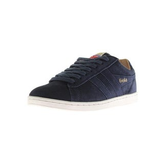 Gola Womens Equipe Suede Low Top Fashion Sneakers - 6 medium (b,m)