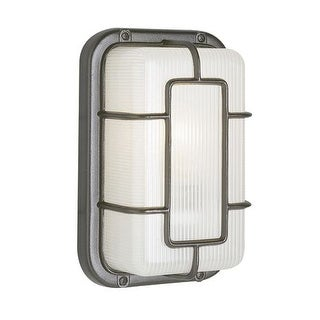 Trans Globe Lighting 41101 Single Light Outdoor Bulk Head from the Outdoor Collection
