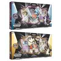 Pokemon PKU80505 Dusk Mane & Dawn Wings Necrozma Premium Collection