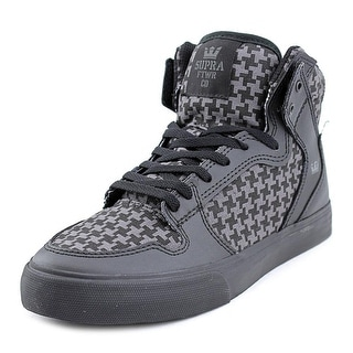 Supra Vaider   Round Toe Synthetic  Tennis Shoe