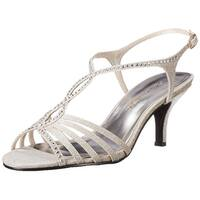 Caparros Womens Sabrina Open Toe Special Occasion Slingback Sandals