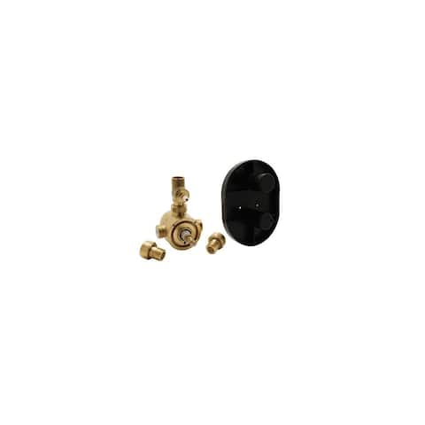 Rohl U.5555BO Perrin and Rowe Thermostatic Rough In Valve with Volume Control