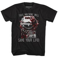 Resident Evil Gaming Save! Adult Short Sleeve T Shirt