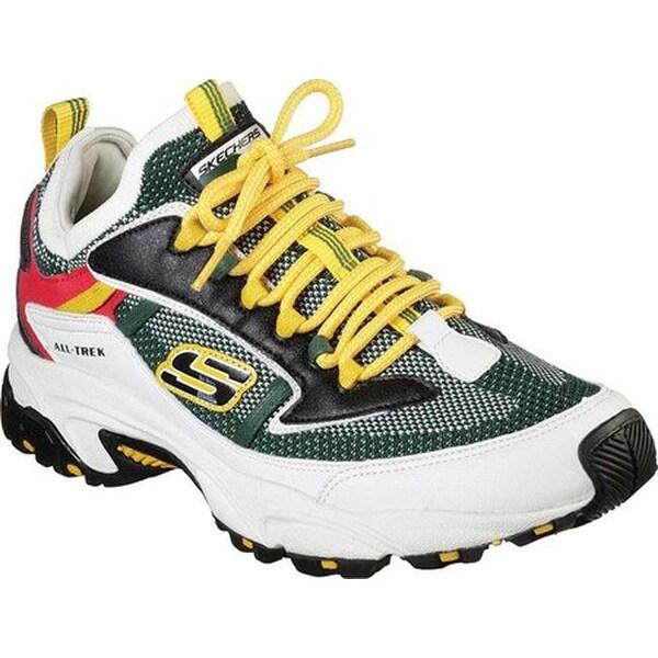 Shop Skechers Men's Stamina Berendo Sneaker BlackGreen