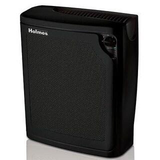 Jarden Hap8650b-Nu-1 Holmes True Hepa Allergen Remover Air Purifier Black