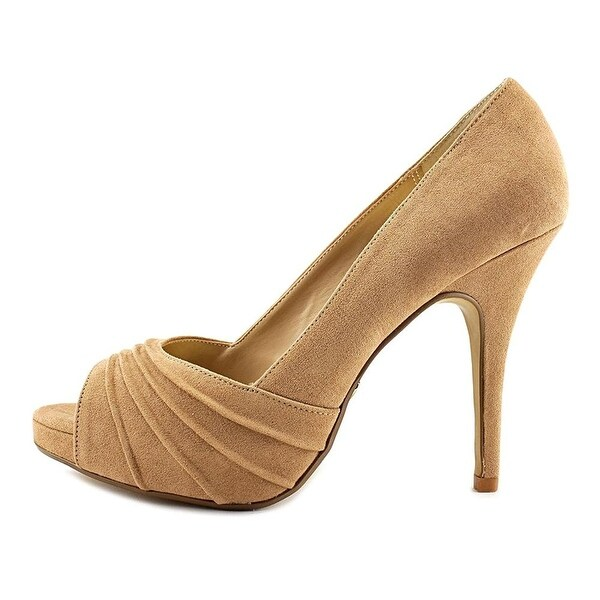 Thalia Sodi Womens Marissa Peep Toe Classic Pumps