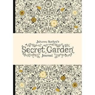 Chronicle Books - Secret Garden Journal