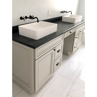 VIGO Rectangular Vessel Bathroom Sink