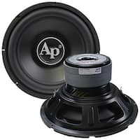 """Audiopipe 15"""" Woofer Dual 4 Ohm 1800W Max by Audiopipe"""