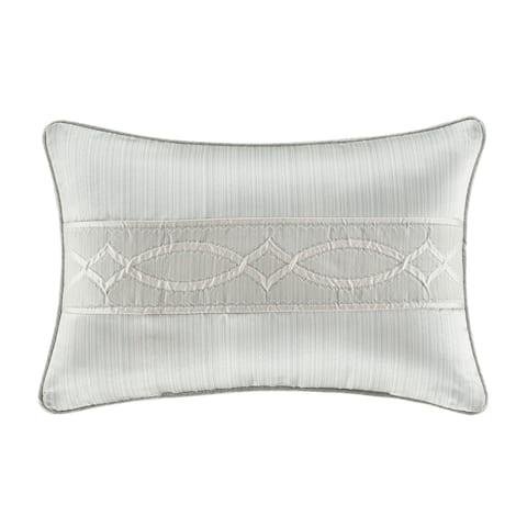 Five Queens Court Nouveau Boudoir Decorative Throw Pillow