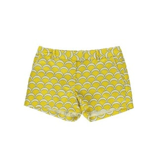 JB by Julie Brown Womens Printed Contemporary Fit Casual Shorts - S