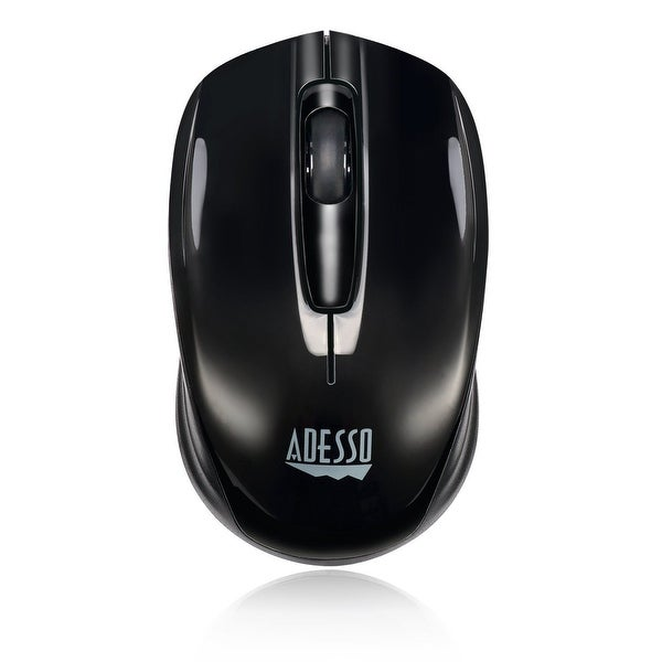 Adesso - Adesso Blue Imouses50 2.4Ghz Wireless Mini Optical Mouse . 1200 Dpi, Battery
